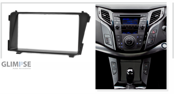HYUNDAI i-40 2011 on Trim