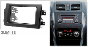 FIAT Sedici  2005 on / SUZUKI SX4 2007-2013 Trim
