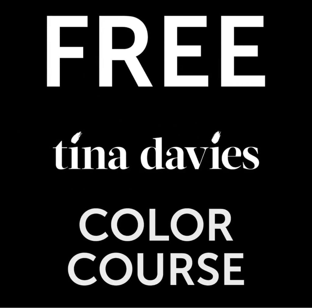 FREE Colour Course Video Tutorial - Tina Davies