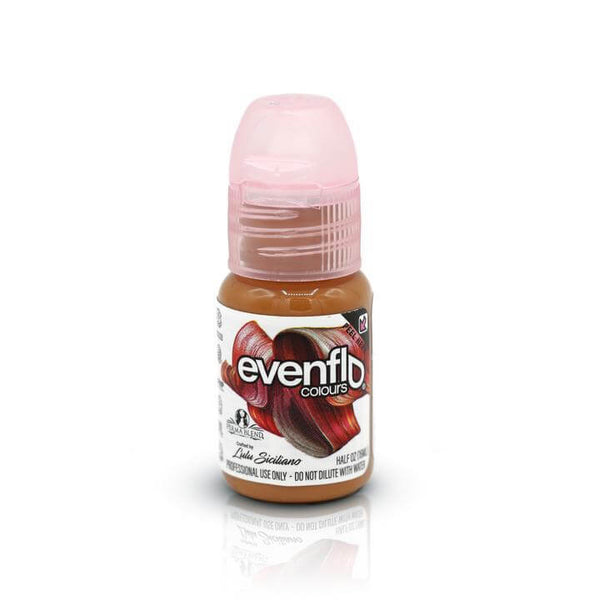almond evenflo brow pigment by Perma Blend