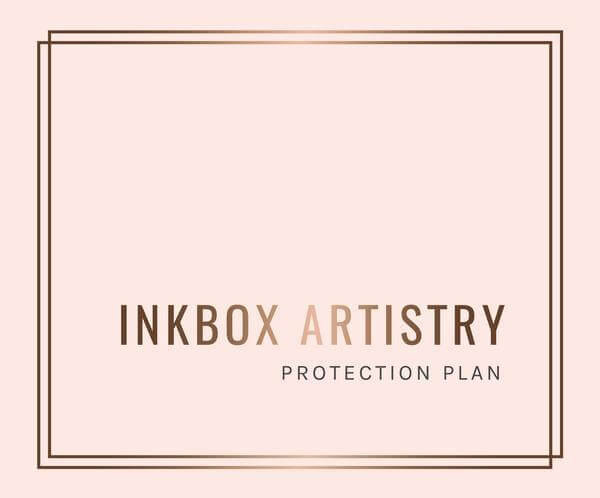 Permanent Makeup Inkbox Artistry Protection Plan Insurance