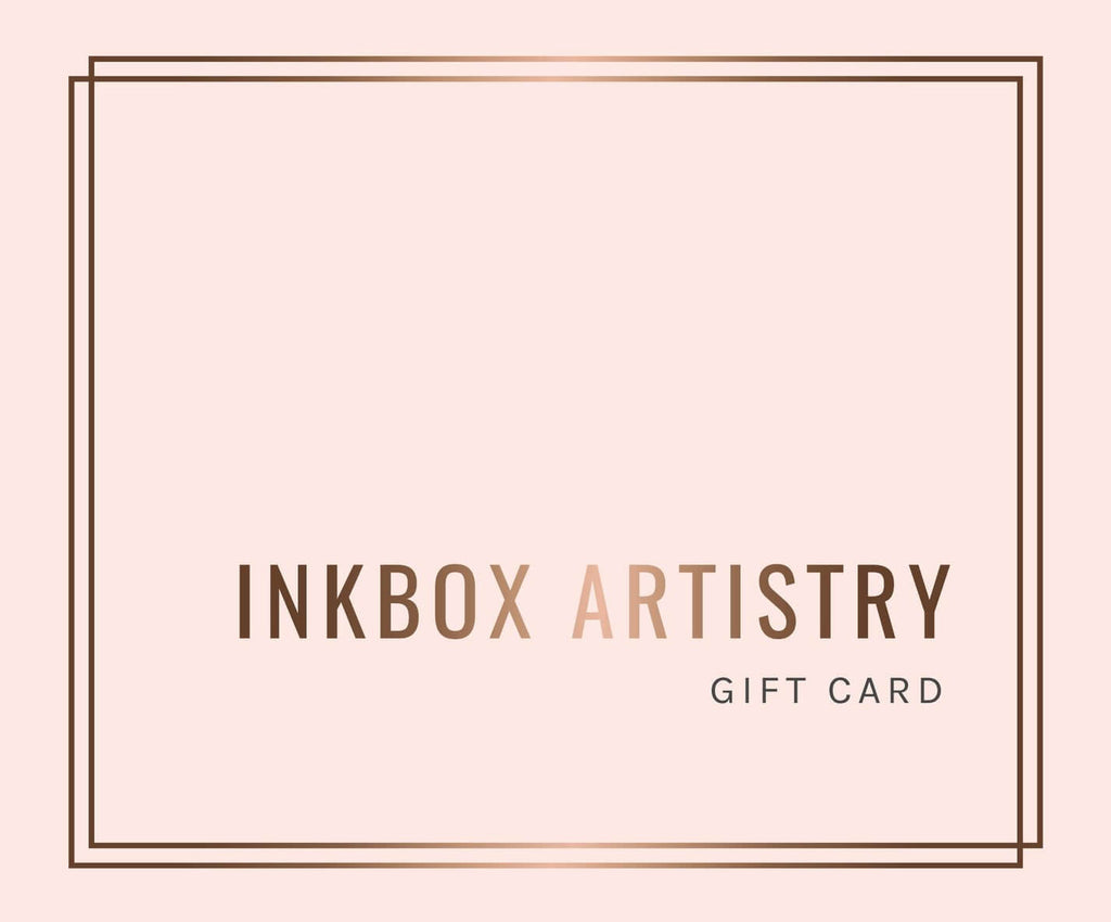 Permanent Makeup Supply Gift Card
