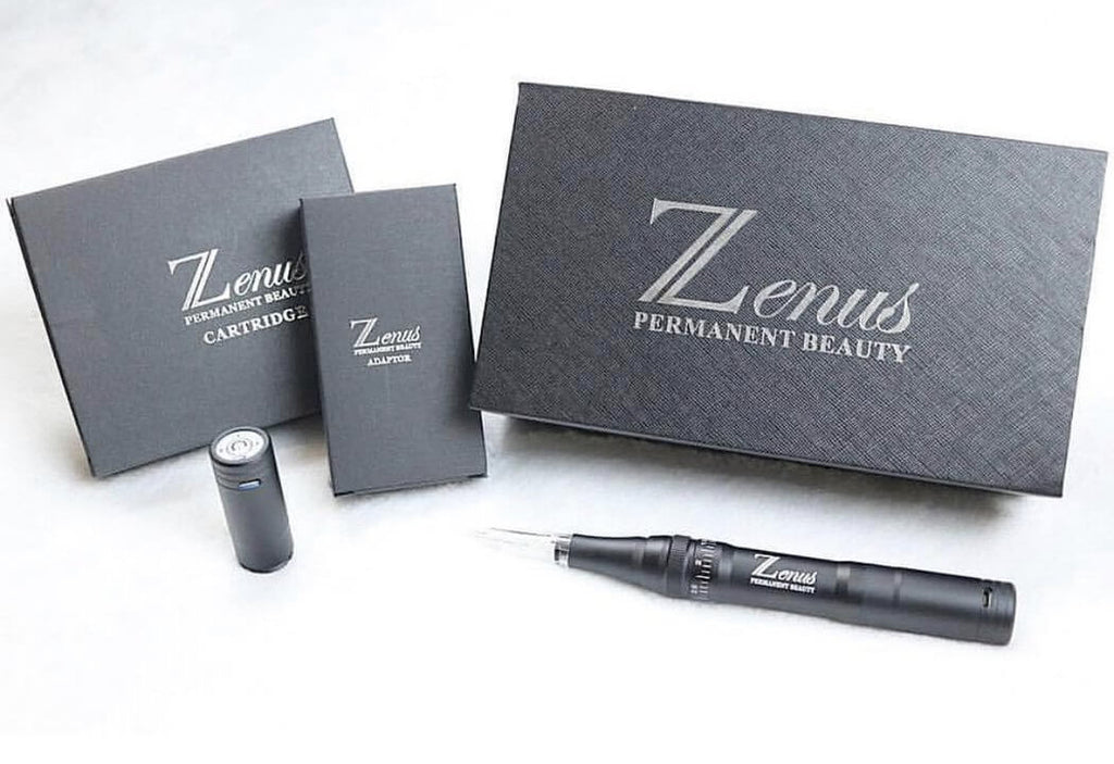 Zenus Wireless Tattoo Mac Pen matte black