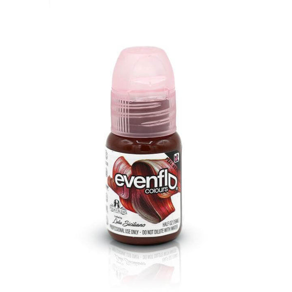 Mocha - Evenflo Brow Color By Perma Blend- World's First Machine-Optimized Formula