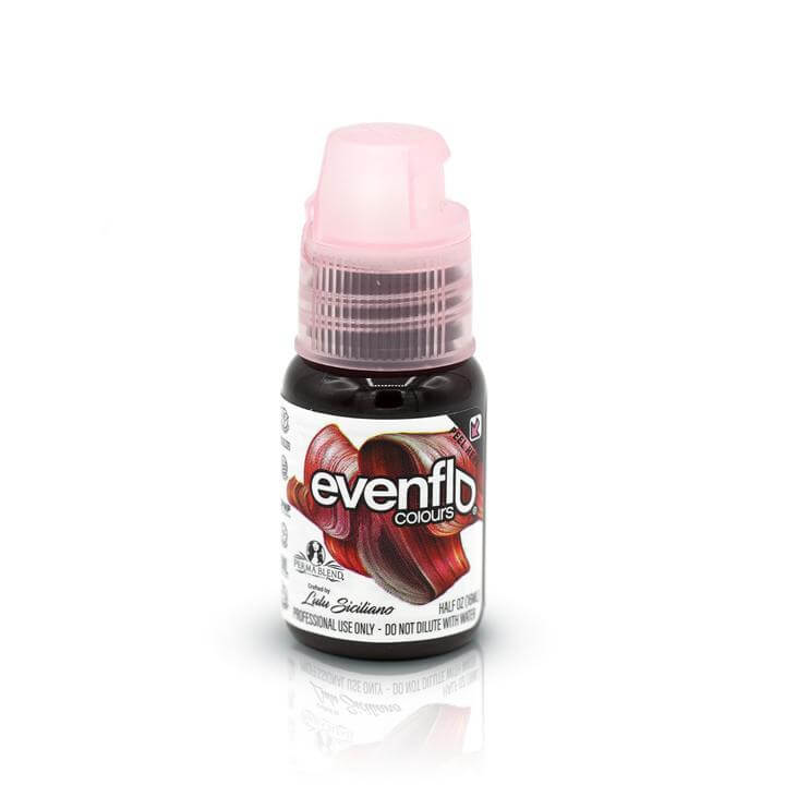 Terra Evenflo by Permablend Cosmetic Tattoo Pigment Permanent Makeup Pigment High Quality