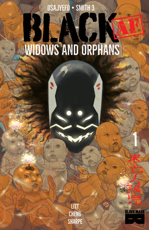 BLACK [AF] Widows And Orphans #1