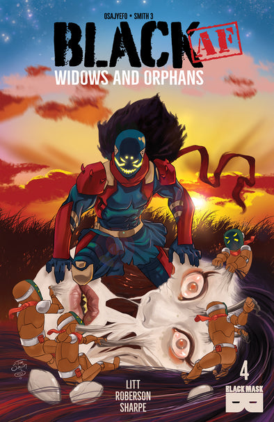 BLACK [AF] Widows And Orphans #4