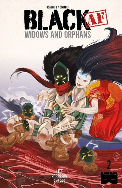 BLACK [AF] Widows And Orphans #2
