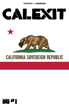 CALEXIT #1B [First Printing]