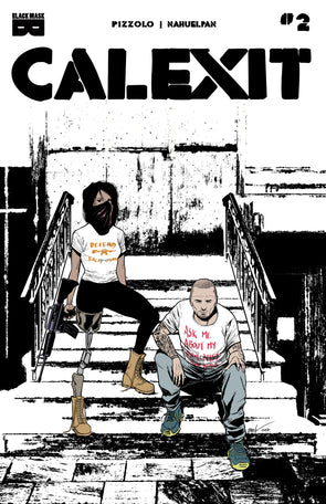 CALEXIT #2 [First Printing]