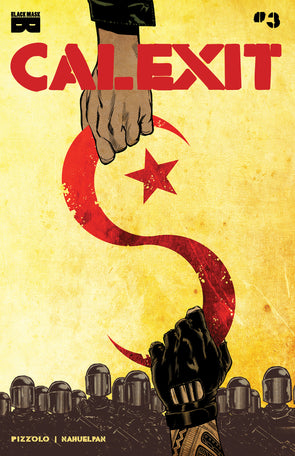 CALEXIT #3 [First Printing]