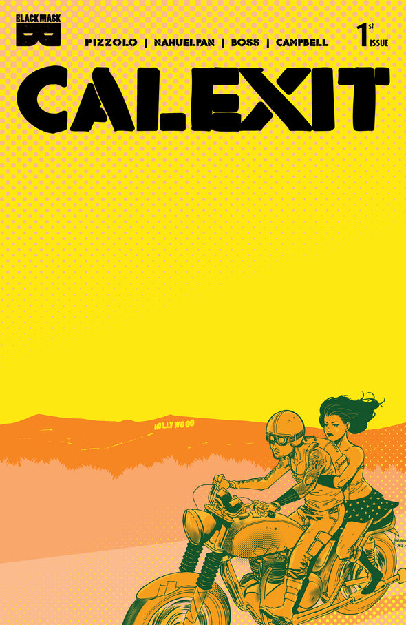 CALEXIT #1 [Fourth Printing]