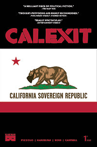 CALEXIT #1 [Fifth Printing]
