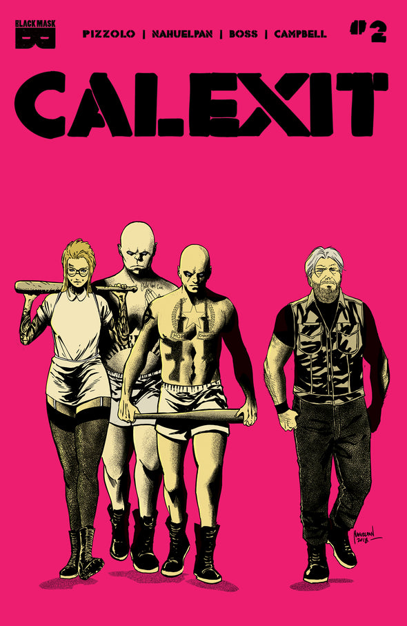 CALEXIT #2 [Second Printing]