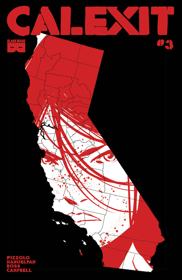CALEXIT #3 [Second Printing]