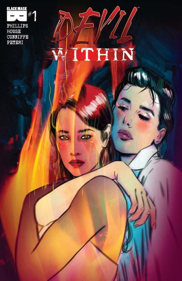 Devil Within #1 Second Printing