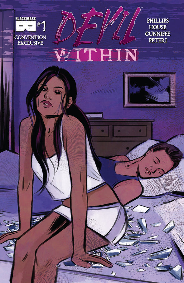 SDCC 2018 Exclusive - Devil Within #1 [Emily Pearson cover]
