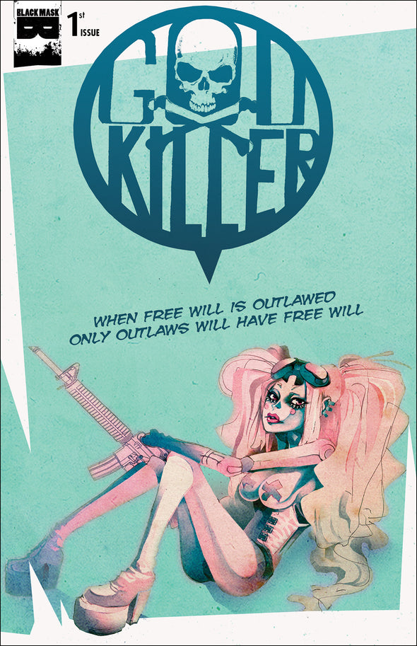 Godkiller #1B [First Printing]