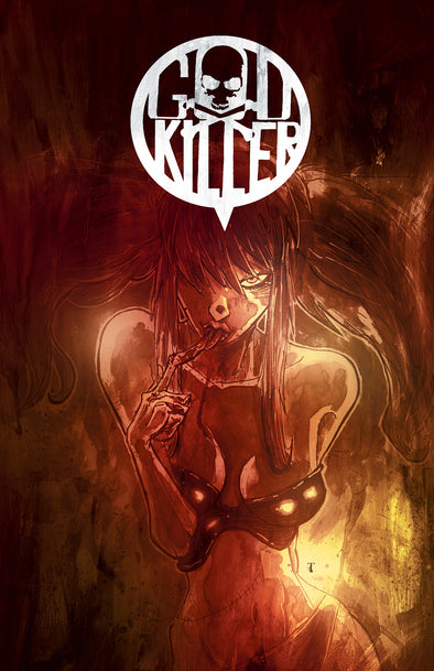 Godkiller #2A [First Printing]