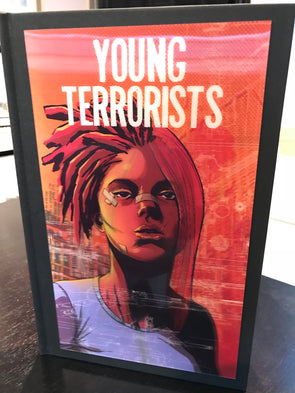 LCSD 2017: Young Terrorists, Vol 1 [Lenticular + Hardcover]