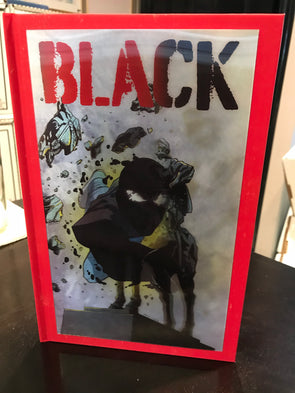 LCSD 2017: BLACK, Vol 1 [Lenticular + Hardcover]