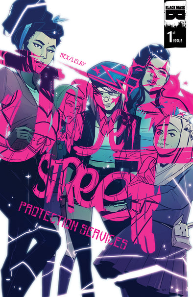 Jade Street Protection Services #1A [First Printing]