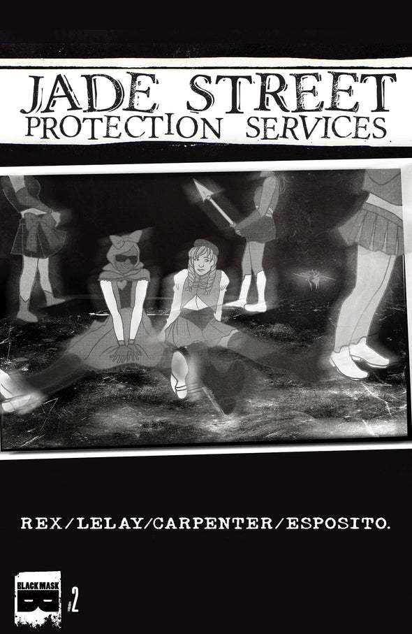 Jade Street Protection Services #2B