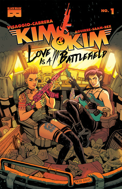 Kim & Kim Love Is A Battlefield #1