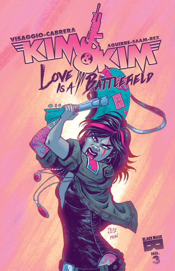Kim & Kim Love Is A Battlefield #3