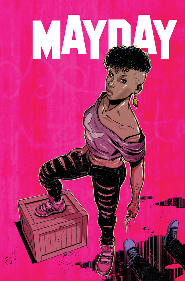 Mayday #1 [Second Printing]