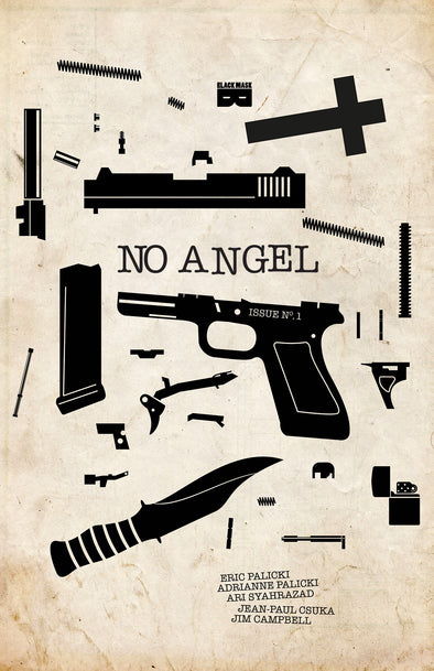 No Angel #1 [Second Printing]