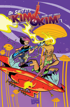 SDCC 2018 Exclusive - Oh S#!t It's Kim & Kim #1 [Michael Avon Oeming cover]