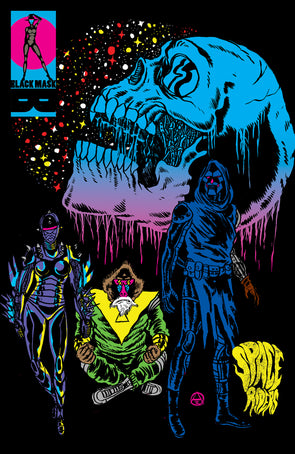 Space Riders Vortex Of Darkness #2