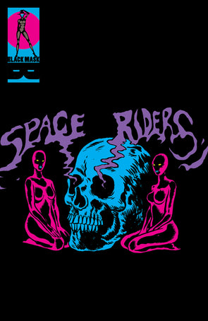 Space Riders Vortex Of Darkness #4