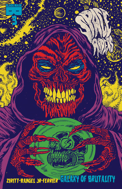 Space Riders Galaxy Of Brutality #3