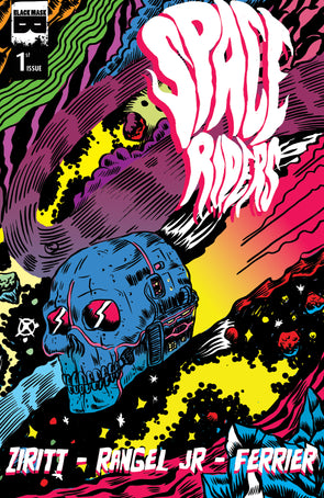 Space Riders #1 [First Printing]