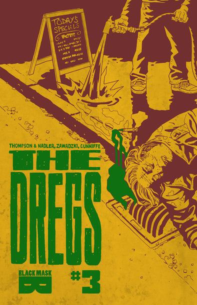 The Dregs #3