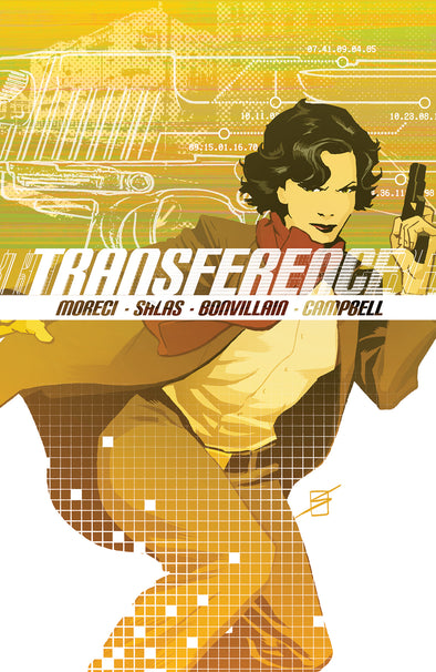 Transference #3 - Limited Edition only available til 12/2/19