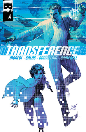 Transference #4 - Limited Edition only available til 12/2/19