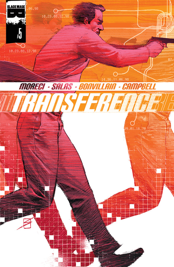 Transference #5 - Limited Edition only available til 12/2/19