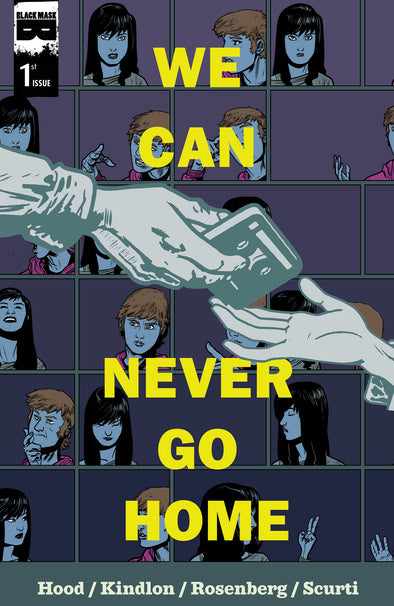 We Can Never Go Home #1C [First Printing]