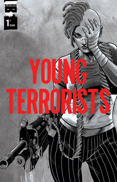 Young Terrorists #1 [Fourth Printing]