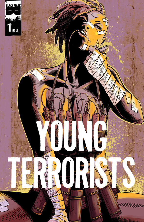 Young Terrorists #1A [First Printing]
