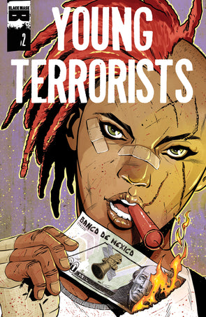Young Terrorists #2 [First Printing]