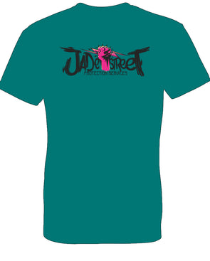 Jade Street Protection Services - tee shirt
