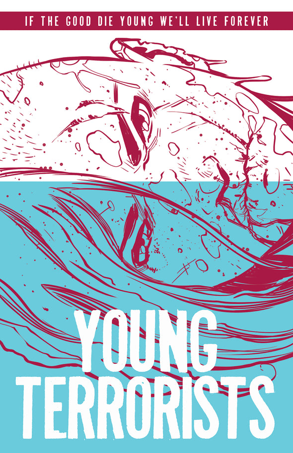 Young Terrorists #1 [Third Printing]
