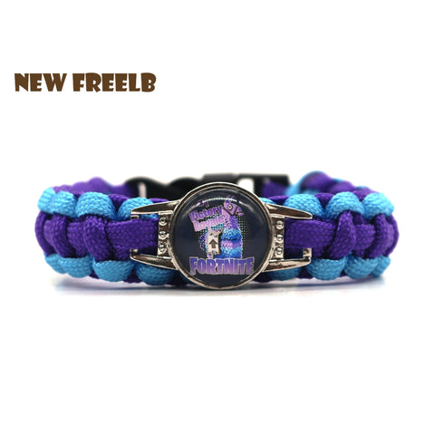 Battle Royale Purple Unicorn Bracelet