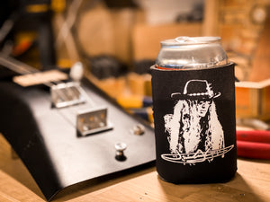 Justin Johnson Signature Series Drink Koozie