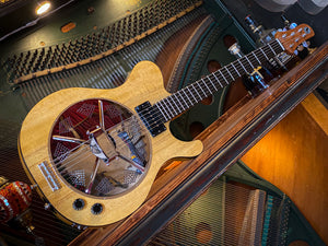 Justin Johnson Signature Resonator Guitar