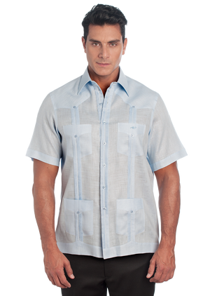 Guayabera Classic Collection Short Sleeve Arcadio Diaz